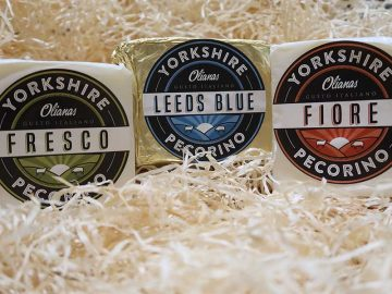 The Signature Yorkshire Pecorino Cheese Box