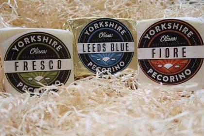 The Signature Yorkshire Pecorino Cheese Box